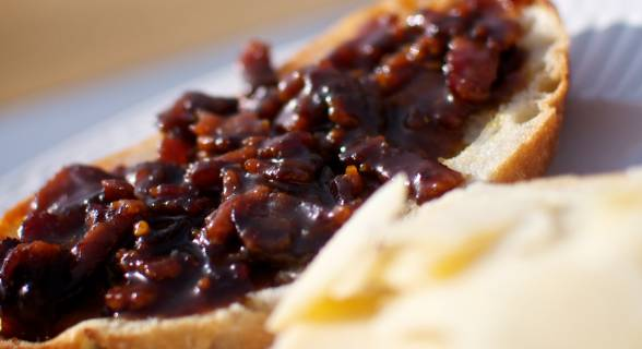 how to make bacon marmalade