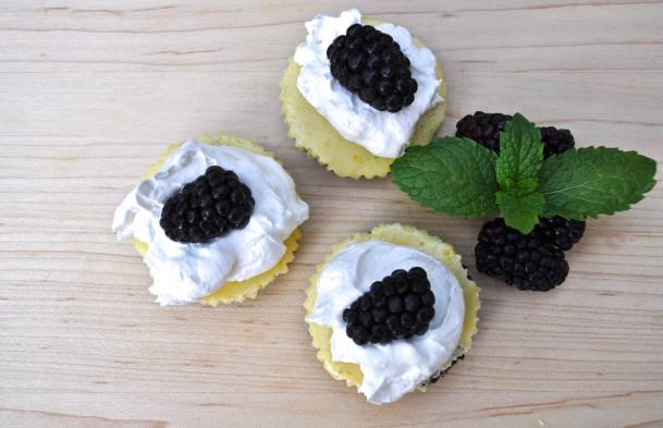 Mini Lime Pies