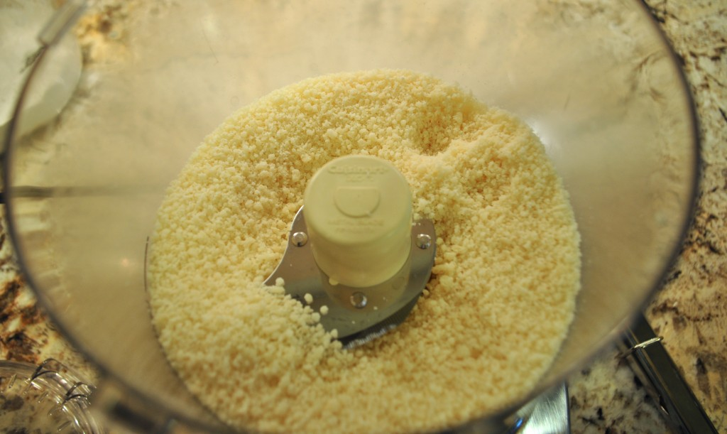 Can You Grate Parmesan Cheese In A Food Processor