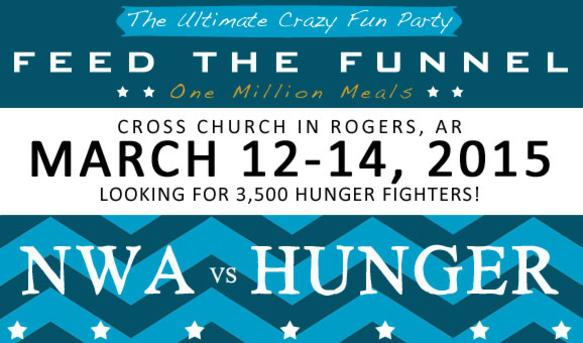 NWAR vs. Hunger