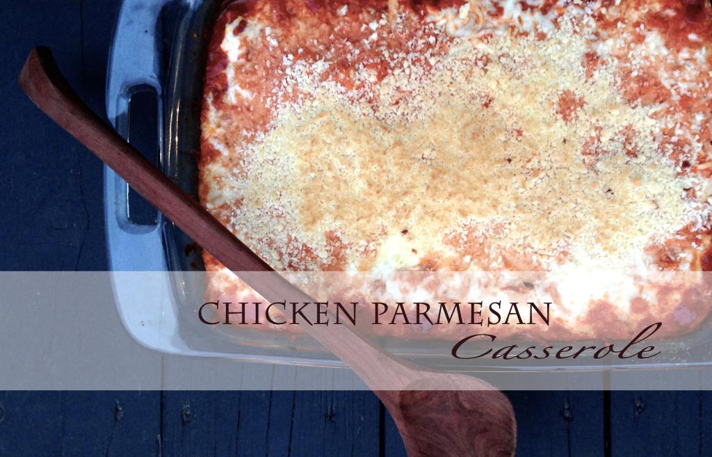 Chicken Parm Casserole