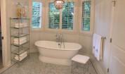 Master Bath complete